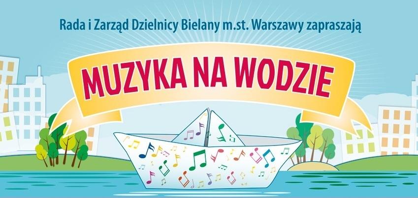 IV Letnie Koncerty na Wawrzyszewie - Muzyka na wodzie. Etno Trio