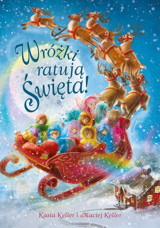 Wróżki ratują Święta