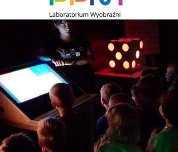 Barwa, światło i ruch w Laboratorium Wyobraźni