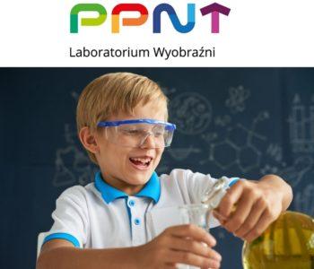 Laboratorium Zabawy w Laboratorium Wyobraźni