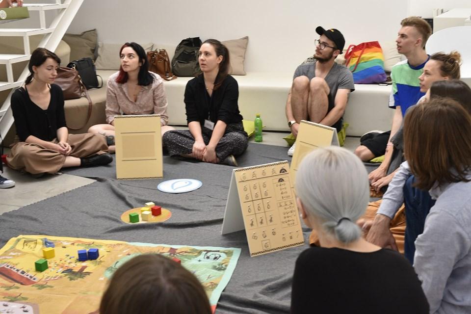 Zrozumieć świat przez gry - Festiwal Gier Edukacji Globalnej