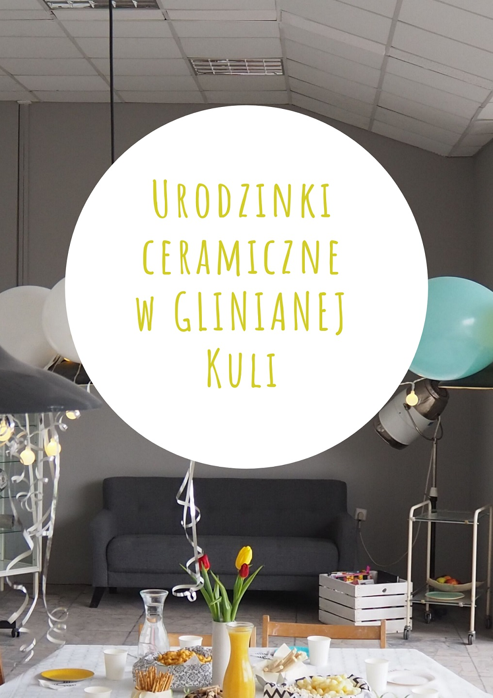 Urodzinki ceramiczne