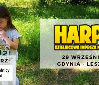 Harpuś - z mapą na Leszczynki
