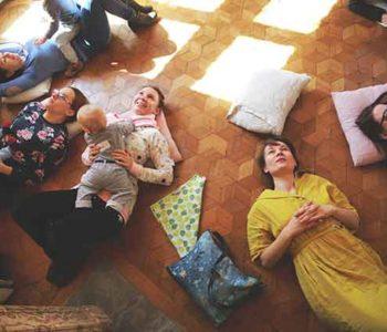 Muzeum nie gryzie – cykl spotkań rodzinnych