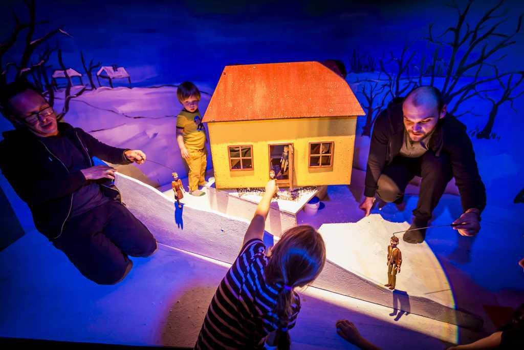 Elementarz - spektakl dla dzieci w Nowym Teatrze
