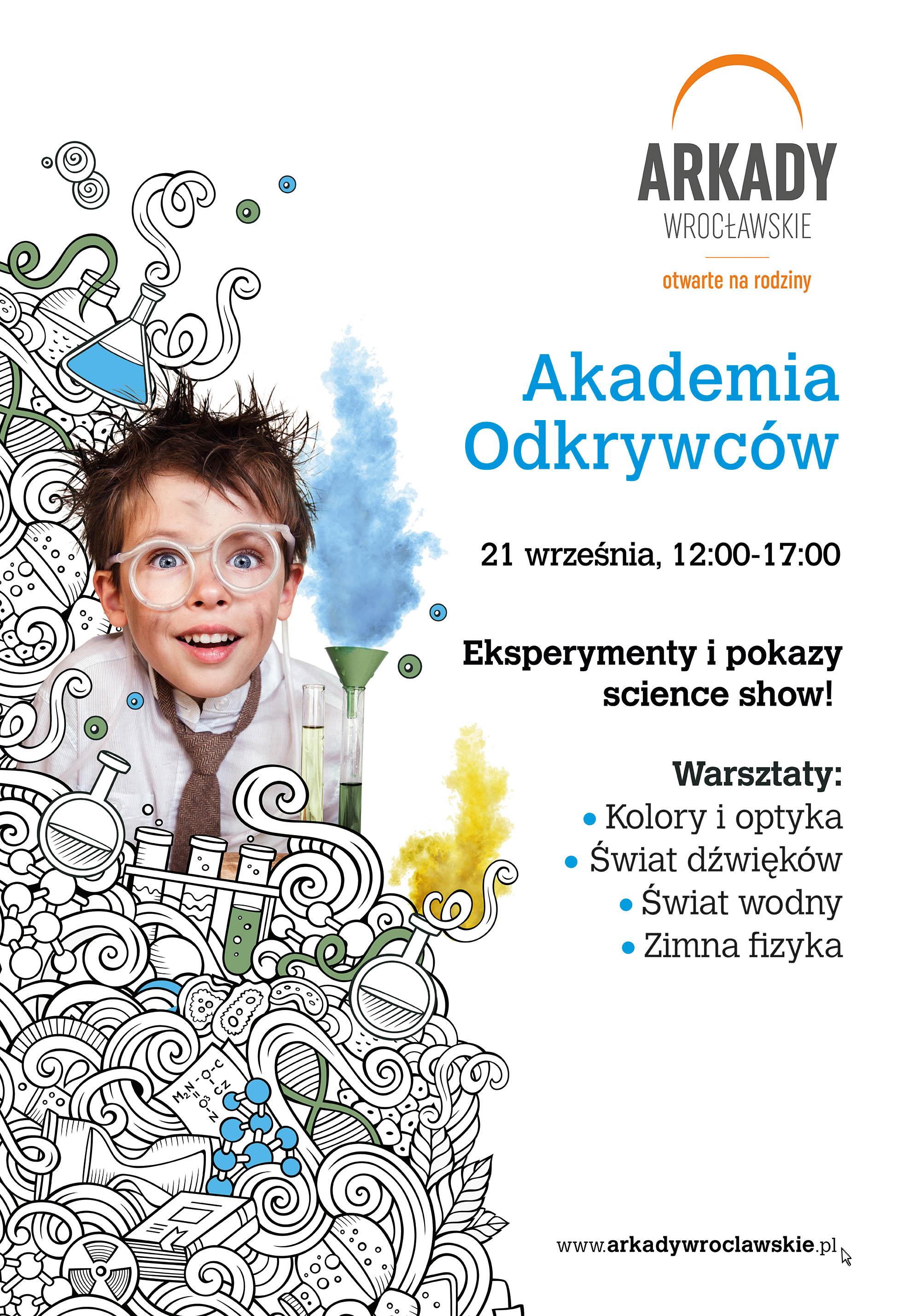 Akademia Odkrywców w Arkadach Wrocławskich