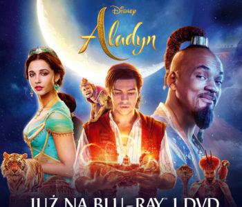 Konkurs z okazji premiery filmu Aladyn na Blu-ray/DVD