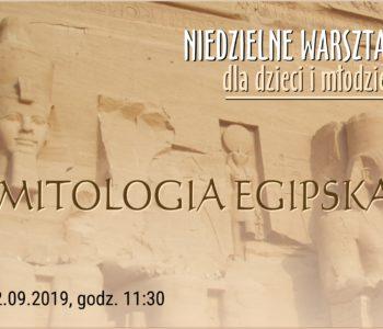 Mitologia egipska w Muzeum Archeologicznym