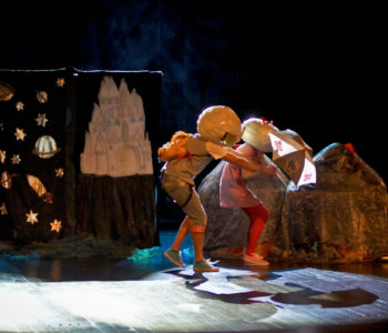 Poranek familijny. Teatr Trip: Babroszki lecą w kosmos