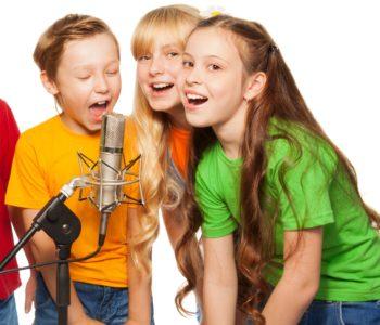 Cotygodniowe Warsztaty Wokalne dzieci i młodzieży (10-14 lat)