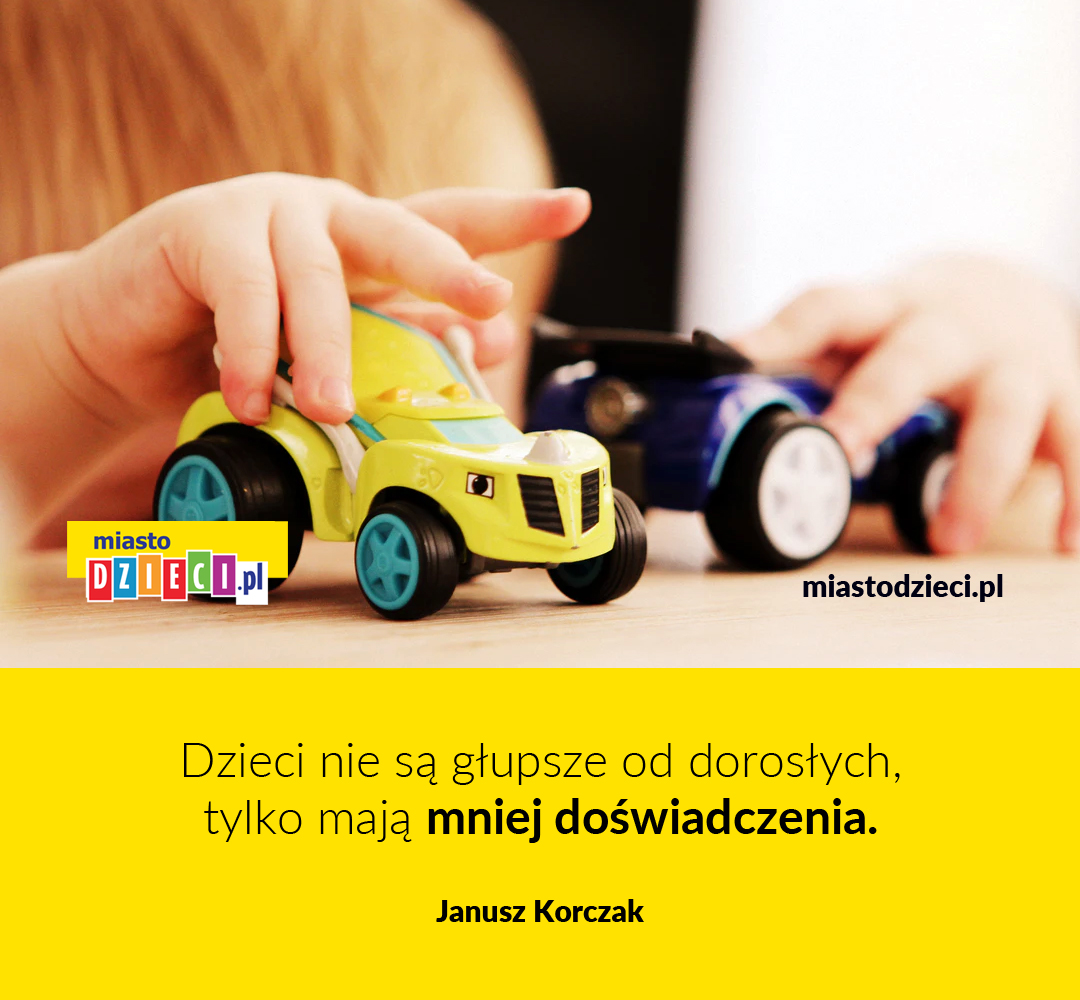 Złote myśli Korczaka o dzieciach cytaty o dzieciach