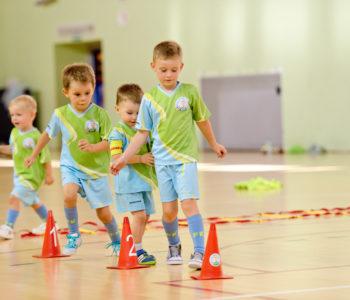 Football Kids na Małej Piętnastki 1 – otwarcie