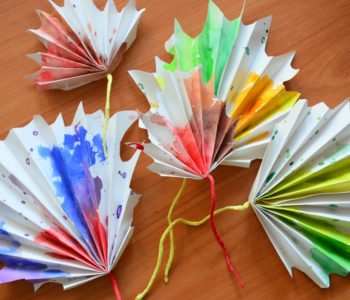 Barwy jesieni – warsztaty dla dzieci. Bytom