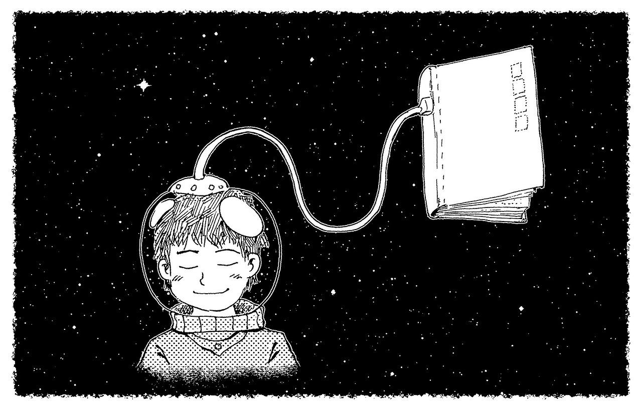 Klub Starszaka - zajęcia literacko-plastyczne