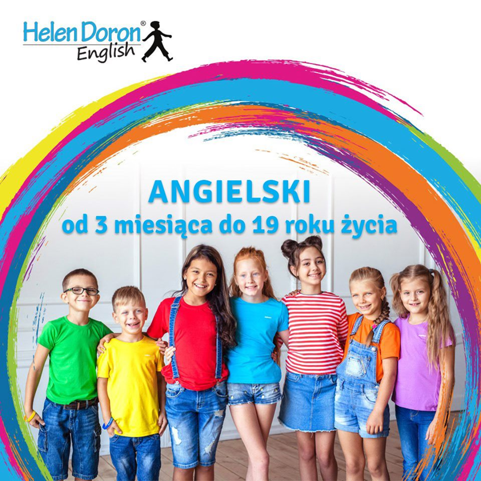 Ostatnie miejsca – angielski dla dzieci metodą Helen Doron
