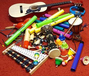 Przedszkole muzyczne – popołudniowe zajęcia dla przedszkolaków