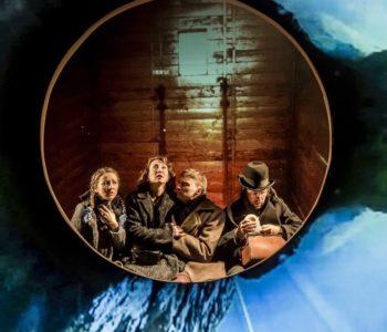Teatr Baj w BOK: Jeśli nie powiesz, kto będzie wiedział?