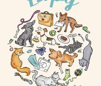Łapy i ogony – książka dla dzieci