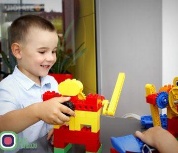 Mały Konstruktor – nauki ścisłe (3-4 lata)