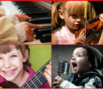 Nauka gry na instrumentach – bezpłatne spotkanie pokazowe