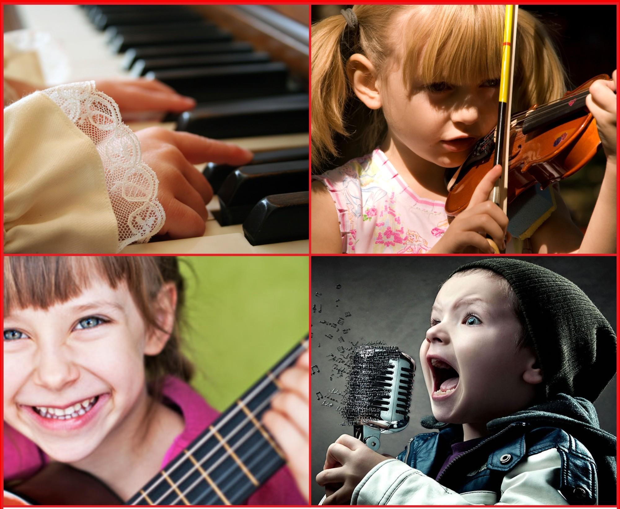 Nauka gry na instrumentach - bezpłatne spotkanie pokazowe