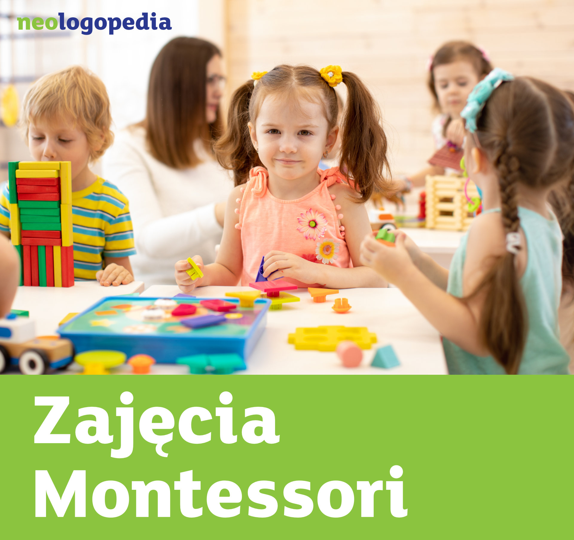 Zajęcia Montessori