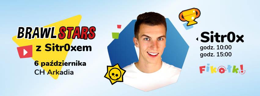 Gwiazdy YouTube w Salach Zabaw Fikołki