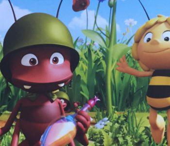 Pszczółka Maja – Dzień bez patrolu