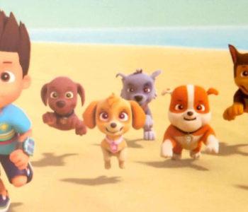 Psi patrol – Na ratunek ośmiornicy