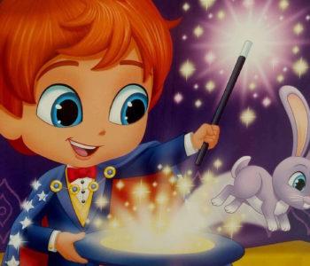 Shimmer i Shine pokaz magii
