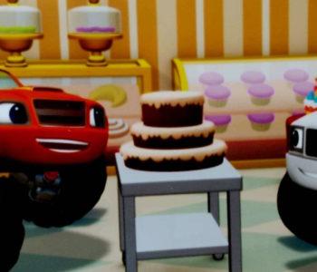 Blaze i megamaszyny tort