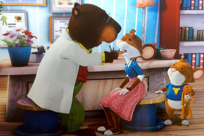 Tupcio Chrupcio i doktor