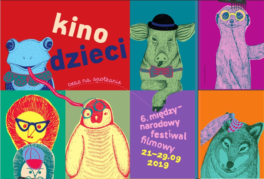 6. Międzynarodowy Festiwal Filmowy Kino Dzieci. Gliwice