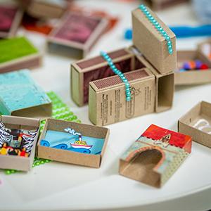 Mikroświaty z pudełeczek