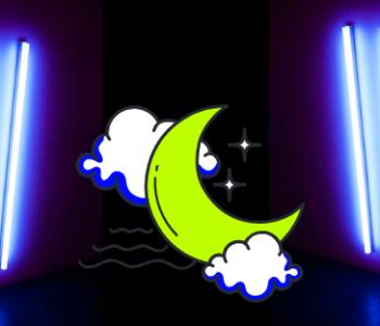 Nocowanka Fluorescencyjna