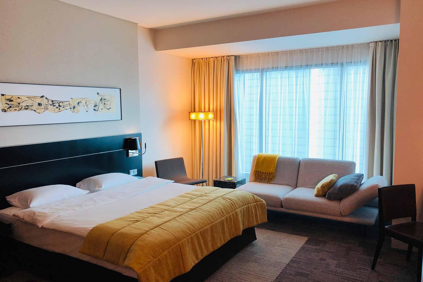 Superior Room IBB Hotel Andersia