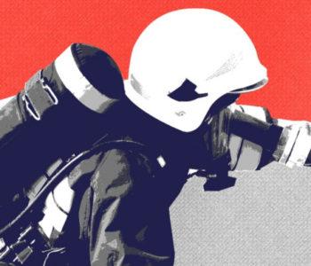 Najlepsi strażacy w Manufakturze