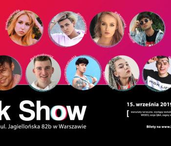 Tik Show - spotkaj twórców!