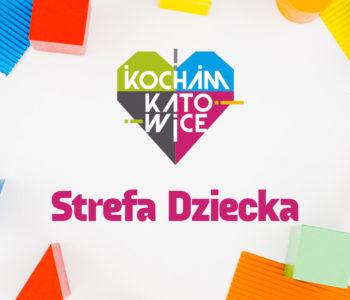 Strefa Dziecka na urodzinach Katowic