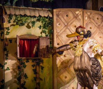 Złota Kaczka i Duch Starego Zamku w Teatrze Piccolo