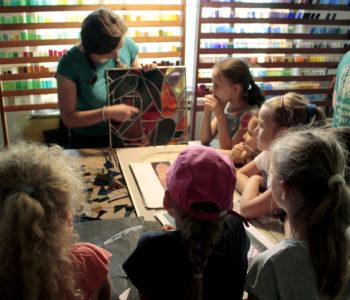 Sobotnie Poranki w Muzeum Witrażu: Feeria jesiennych liści
