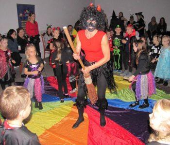 Zabawa interaktywna dla dzieci: Zabawa Halloween