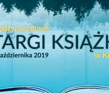 23. Międzynarodowe Targi Książki w Krakowie już w tym tygodniu!