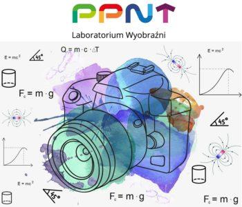 Fizyka malowana światłem w Laboratorium Wyobraźni