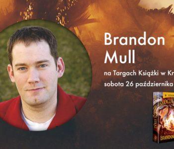 Brandon Mull w Polsce