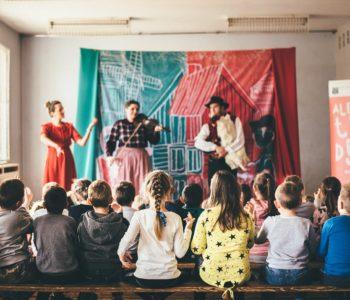 Alfabet tradycji - Wielkopolska. Spotkania edukacyjne