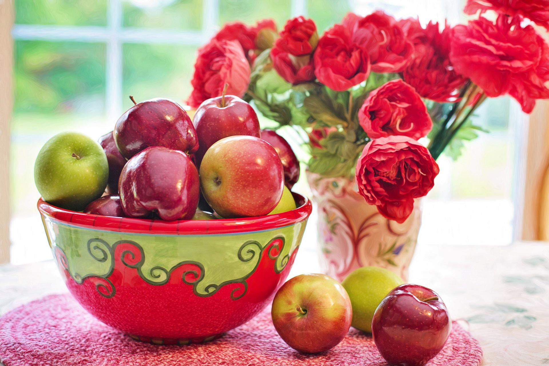 zagadka matematyczna dla dzieci o jabłkach