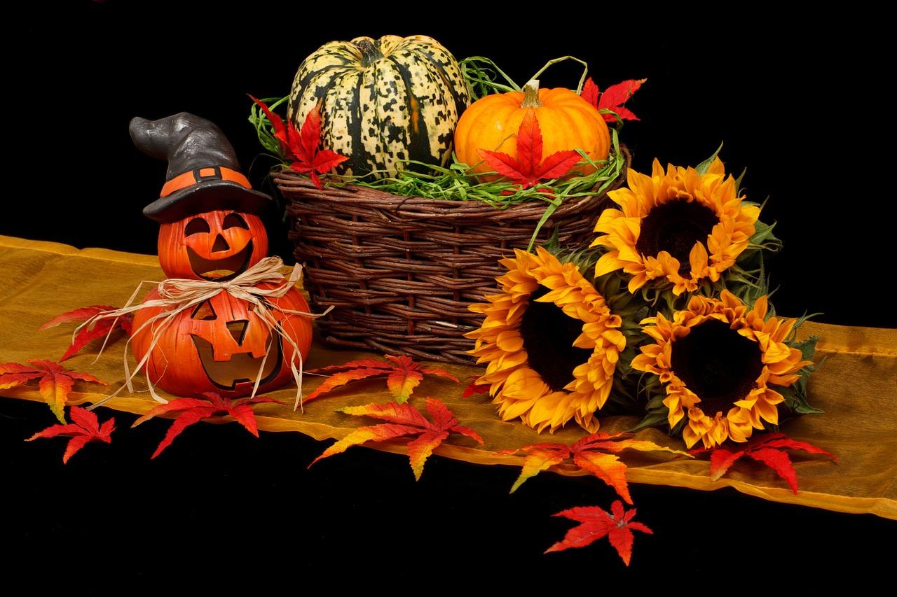 Warsztaty na Halloween