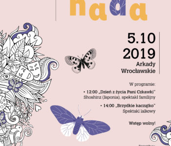 Dziecinada w Arkadach Wrocławskich – bezpłatne spektakle