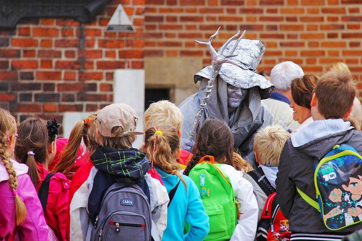 Atrakcje w Krakowie dla dzieci